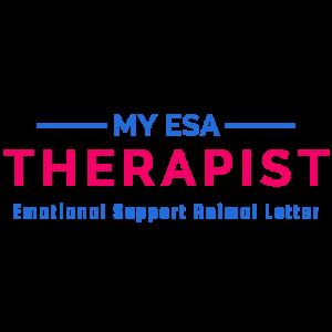 My ESA Therapist